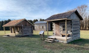 rent a historical cabin at the wabash and erie canal