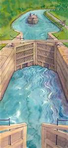 Water-Lock