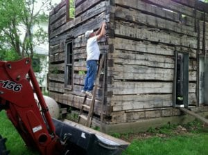 the wabash and erie canal can continue to operate due to the help of volunteers