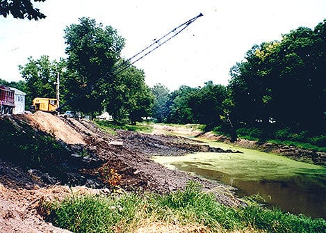 learn how the wabash and erie canal was restored