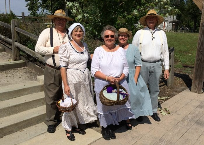 become a boat narrator volunteer at the wabash and erie canal in delphi