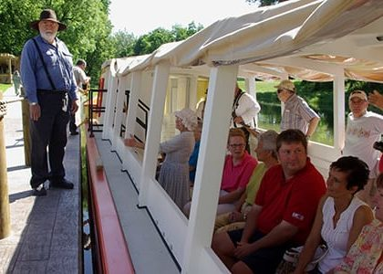 host your group tour at the wabash and erie canal