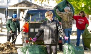 volunteer at the historical wabash and erie canal