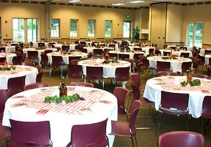 use our conference room for large formal gatherings
