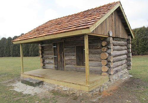 rent a rustic canal era sleeping cabin